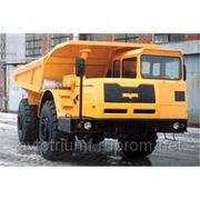Самосвал МоАЗ-75054-22 с ПЖД-600 фото