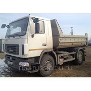 МАЗ-5550В2-480-001 задней разгрузки фото