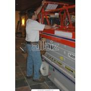 Монтаж и установка пожарного оборудования. фото