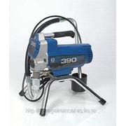 Поршневое окрасочное оборудование агрегат Graco KA-390 фото