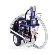 Сверхмощный аппарат для нанесения сверхвязких гидроизоляционных материалов GH-ROOF RIGGS фото