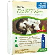 Капли от блох и клещей для собак до 7 кг Sentry Natural Defense, 1,5 мл фото
