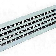 Вентиляционная решетка алюминиевая RPSP 2 1500 фото
