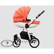 Детская коляска 2 в 1 Dada Leo Pastel 05 (1102-0450) фото