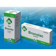 Препарат Bronolac (Амброксол) фото