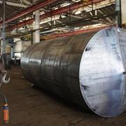 Резервуары двустенные для хранения ГСМ фото