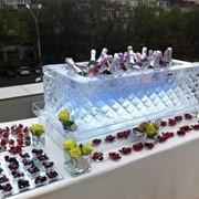 Ледяные Фигуры для корпоративных мероприятий в Казахстане фото