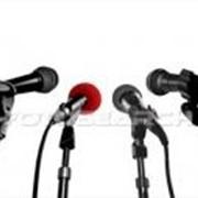 Проведение мероприятий для прессы, пресс-туров, брифингов фото