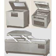 Машины и оборудование для вакуумной упаковки и укупорки фото