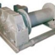 Лебедка тяговая электрическая ТЭЛ-5 фото