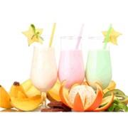Доставка прохладительных напитков - Молочные коктейли фото