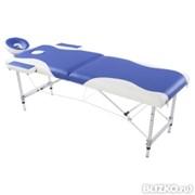 Двухсекционный массажный стол Ultra Light фото