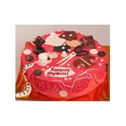 Торт святковий № 370. фото