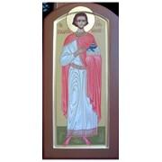 Мерная икона Св.Владислав король Сербский фото