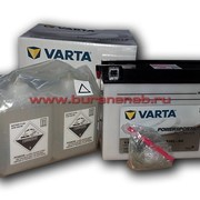 Аккумулятор Тайга Varta фото