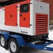 Аренда генераторов от 20 КВт фото