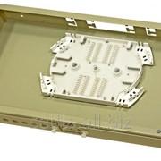 Кросс оптический стоечный ШКОС-М-1U-8FC/UPC фото