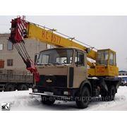 Запчасти для автокрана Ивановец КС-3577-2 фото