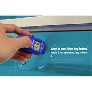 Пластиковый толщиномер ЛКП (лакокрасочного покрытия) для измерения толщины краски фото