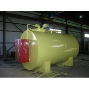 Емкости для хранения дизельного топлива и других ГСМ фото