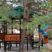 Голубые озера. парк « Сказочный дворик у Никиты» фото