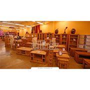 мебель специализированная. Мебель деревянная фото