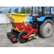 Машина для посадки лука-севка и чеснока МПЛС фото