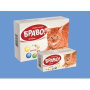 Таблетки БРАВО® для котов фото