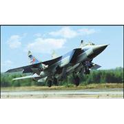 Истребитель-перехватчик МиГ-31Э фото