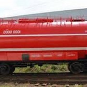 Вагон-цистерна водохранилище для пожарного поезда 15-740-04 фото