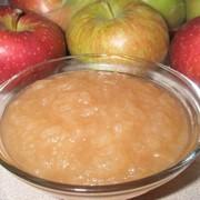 Паста яблочная фото