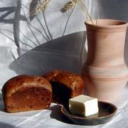 Хлеб ржаной фруктовый. фото