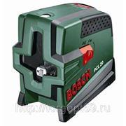"""Лазерный нивелир """"Bosch"""" PCL 20 фото"""