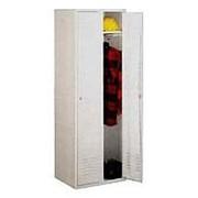Шкаф одежный для раздевалки ШОМ 300/2 фото