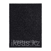 Придверный коврик, черный для дома,улицы черный ИДБИ фото