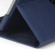 Чехол-книжка для iPhone 5/5S, гладкая,белая фото
