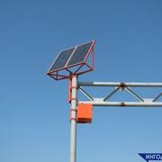 Системы автономного питания на основе солнечных модулей фото