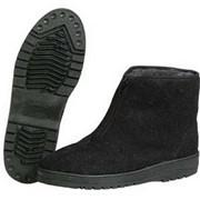 Обувь войлочная фото