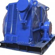 Синхронный генератор типа ГСБ, ГСС фото