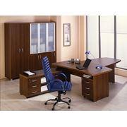 Мебель офисная из массива дерева фото