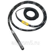 Вибратор погружной высокочастотный IREN 38 GV резиновый наконечник фото