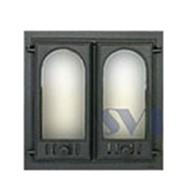 Каминная дверца (арт. 400), чугунное литье SVT фото