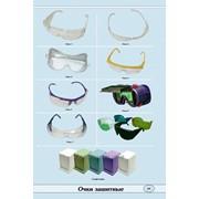Очки защитные открытого типа с вентиляционными отверстиями фото