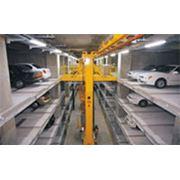 Автоматизированная парковочная система Parktime фото