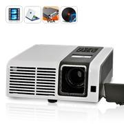 Светодиодный проектор DLP - 800x600, 200 люмен, 2000:1 фото