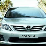 TOYOTA Corolla, Автомобили легковые, Акция фото
