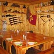 Ресторан охотничий Киевская область фото