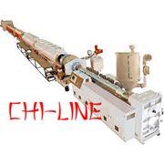 Линия для производства металлопластиковых труб из ПЭ или ПП SJ-60B фото