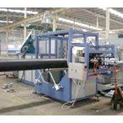 Оборудование для производства труб ППУ фото