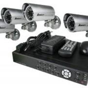 Комплект видеонаблюдения Econom фото